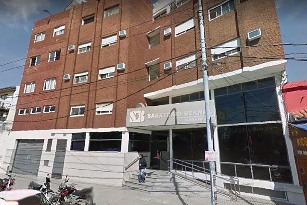 foto de frente de Sanatorio Bernal
